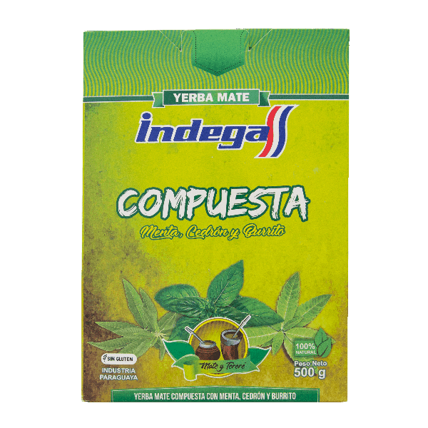 Indega Compuesta Naturally White Herbs 500g