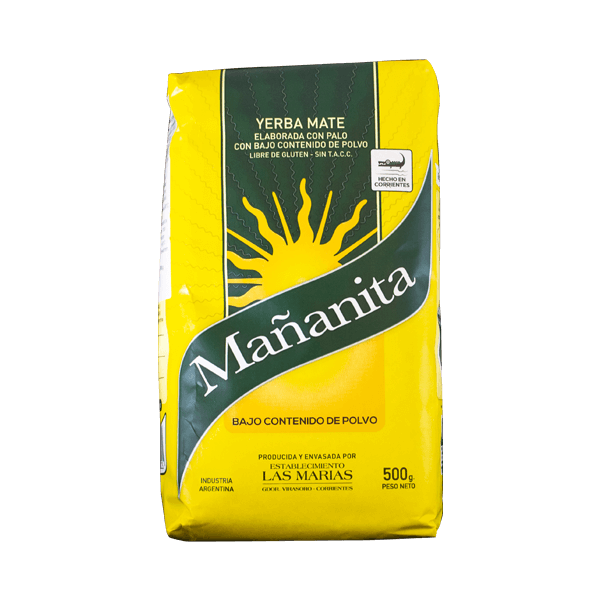 Mananita Low Dust 0,5kg
