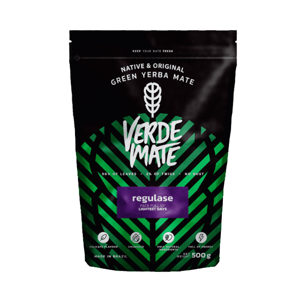 Yerba Verde Mate Green Regulase 0,5kg