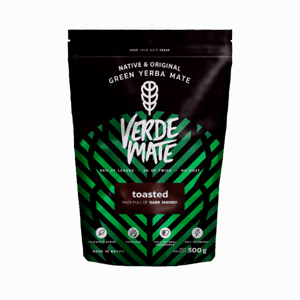 Yerba Verde Mate Green Toasted 0,5kg